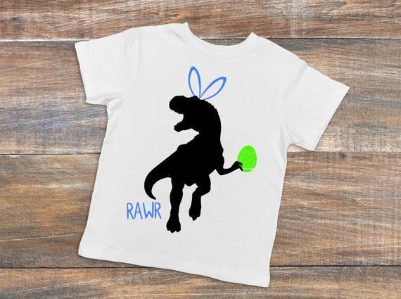 fc08c024 Dinosaur Easter Shirt, Easter Shirt, Boys Easter Shirt, Easter Outfit,  Funny Easter Shirt, Easter Sh