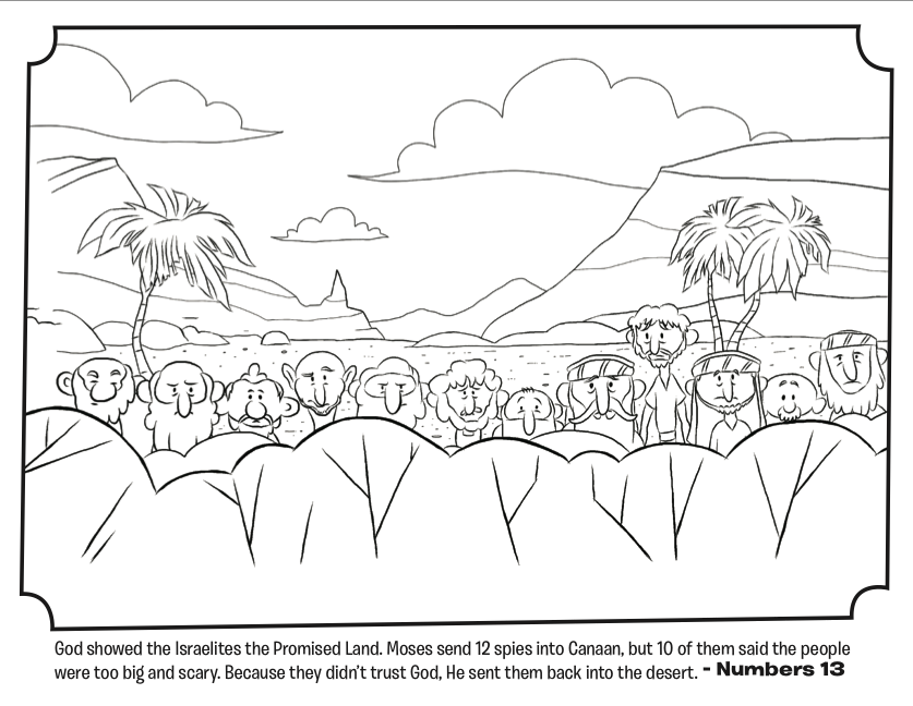 Joshua 10 Colouring Pages Bible Coloring Pages Bible Coloring Bible Crafts