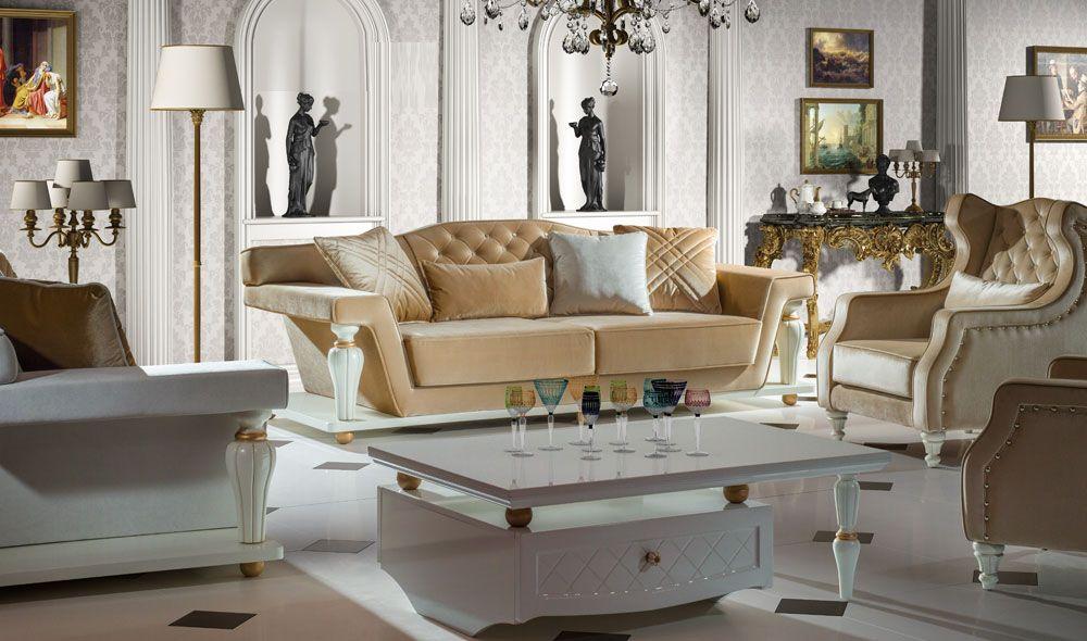CASTELLO LÜKS SALON TAKIMI kalite konfor ve şıklıkta rakiplerinden bir adım önde http://www.yildizmobilya.com.tr/castello-luks-salon-takimi-pmu4412 #koltuk #trend #sofa #avangarde #yildizmobilya #furniture #room #home #ev #white #decoration #sehpa #modahttphttp://www.yildizmobilya.com.tr/