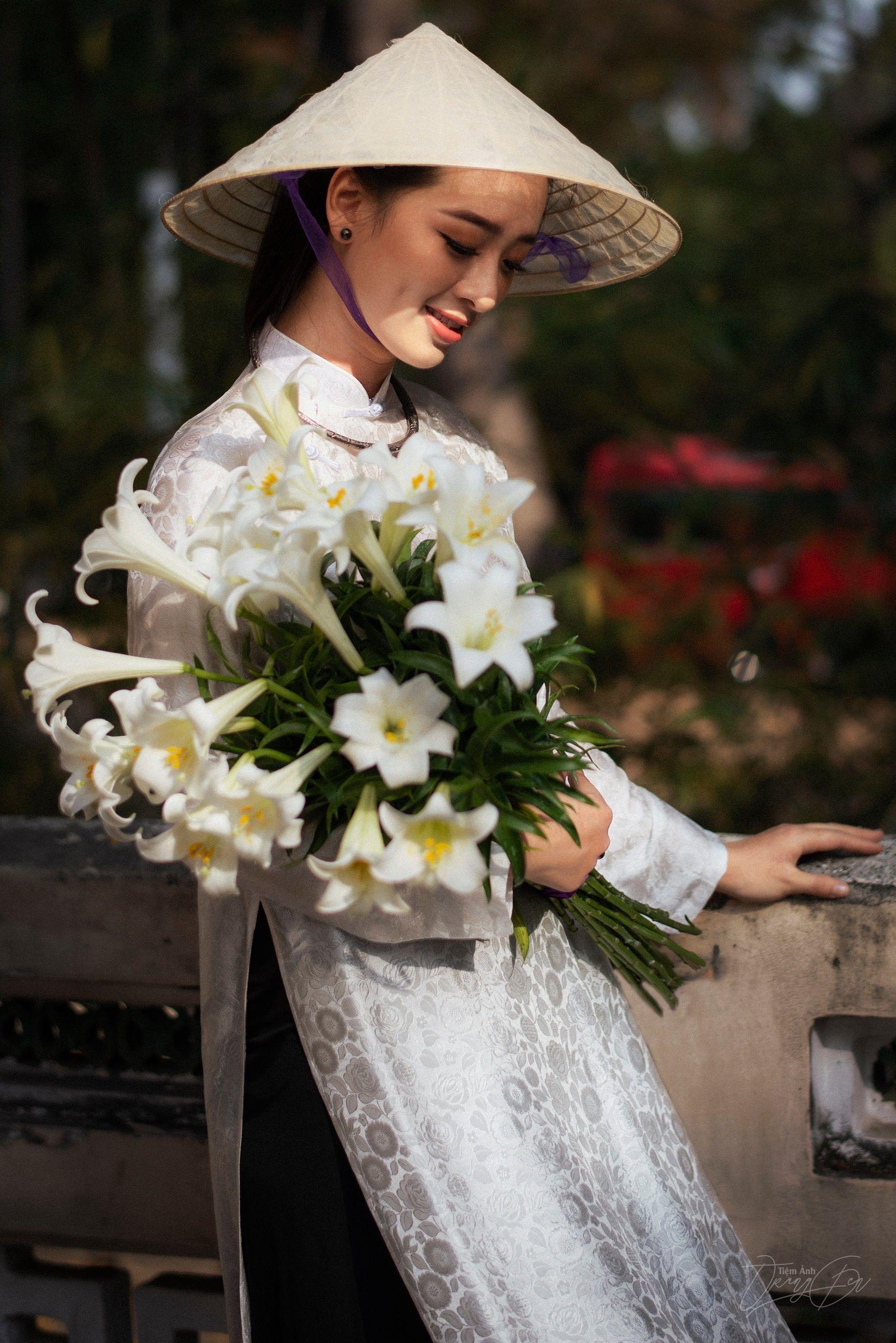 Chiếc áo dài - Nét đẹp văn hóa truyền thống của người phụ