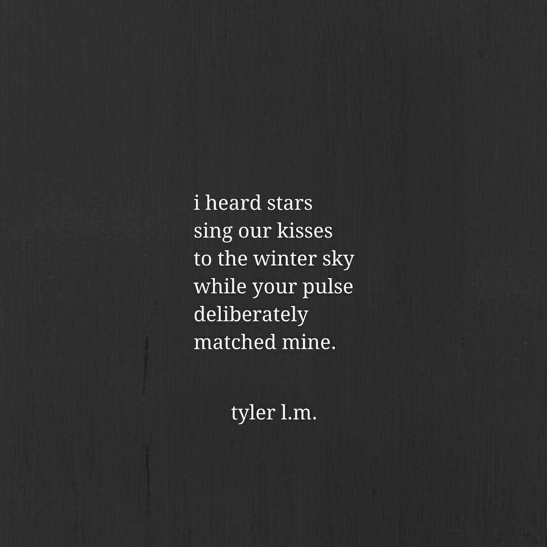 Stars Love Quotes Poem Poetry Poet Myheart Soul Stars Kisses Sky Pulse