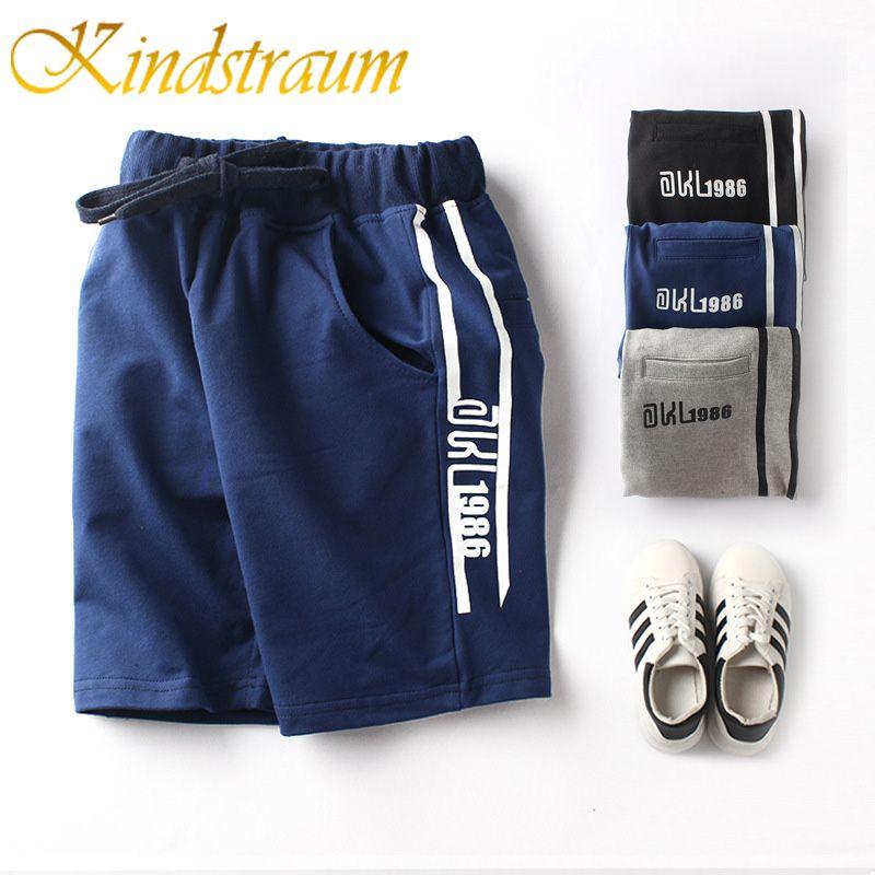 6a42731e22e6 Click to Buy    Kindstraum 2017 New Boys Shorts Cotton Kids Sports Pants
