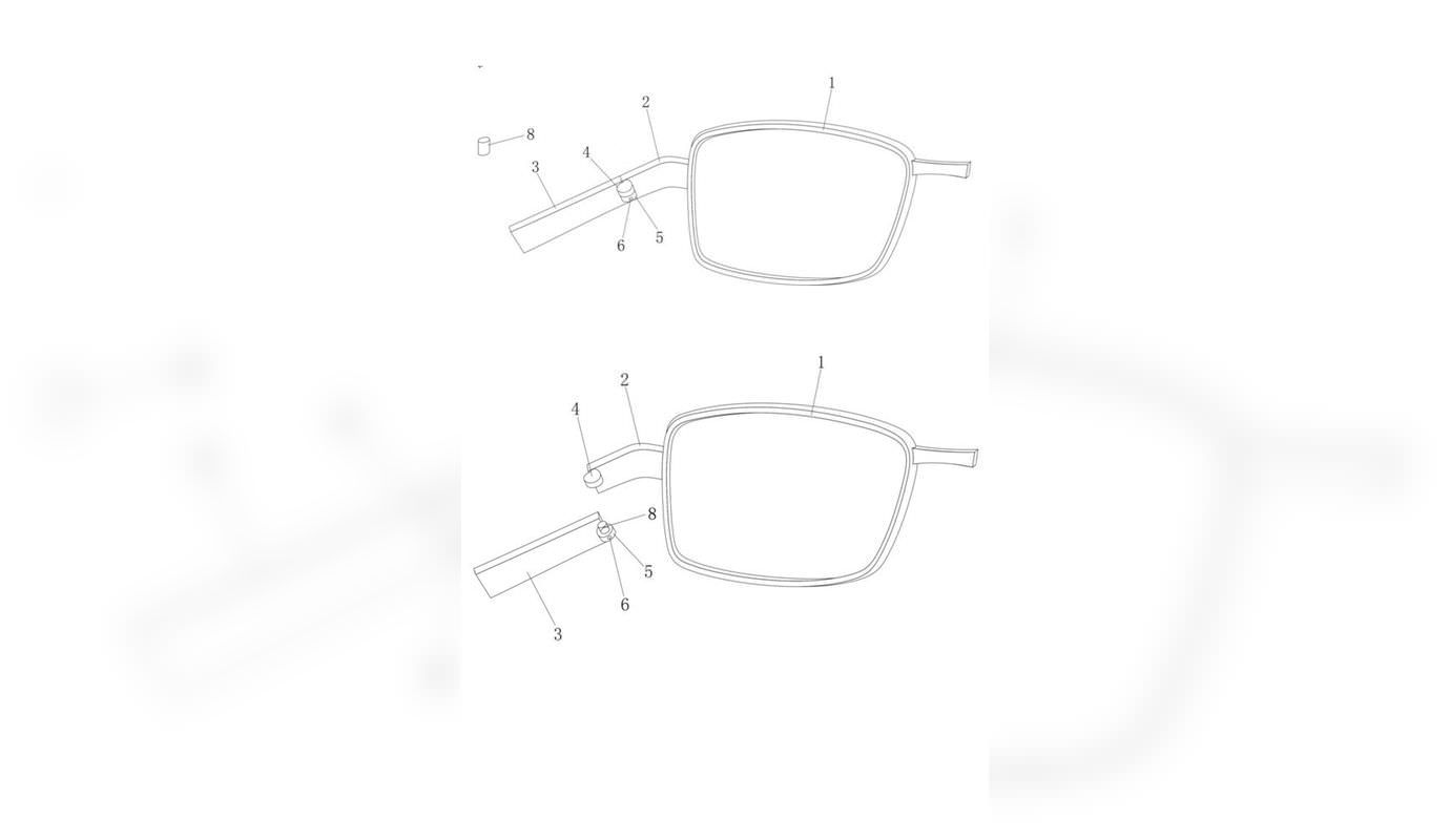 Frames with magnetic hinges construction Check more at https://red-dot-21.com/p/design-products/jewellery-watches-glasses/glasses/frames-with-magnetic-hinges-construction/