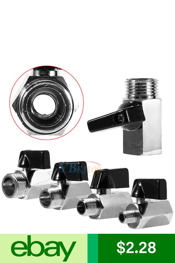 Plumbing Valves Home & Garden Plumbing valves, Plumbing
