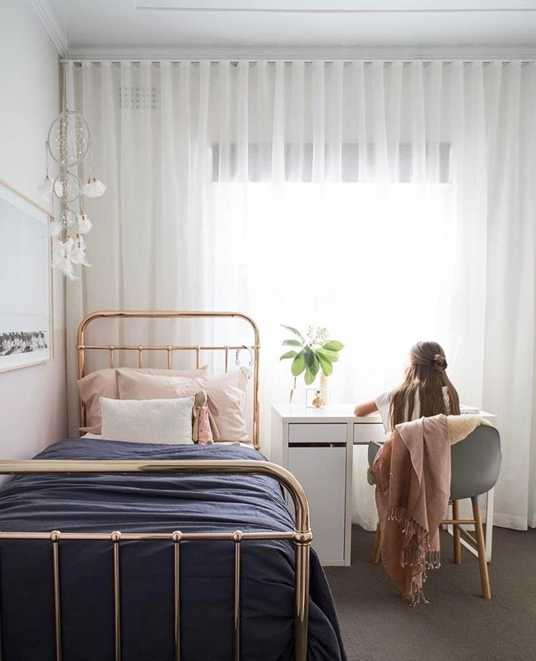 The sweetest bedroom from @thegathercollective #incyinteriors - Childrens Bedroom Ideas