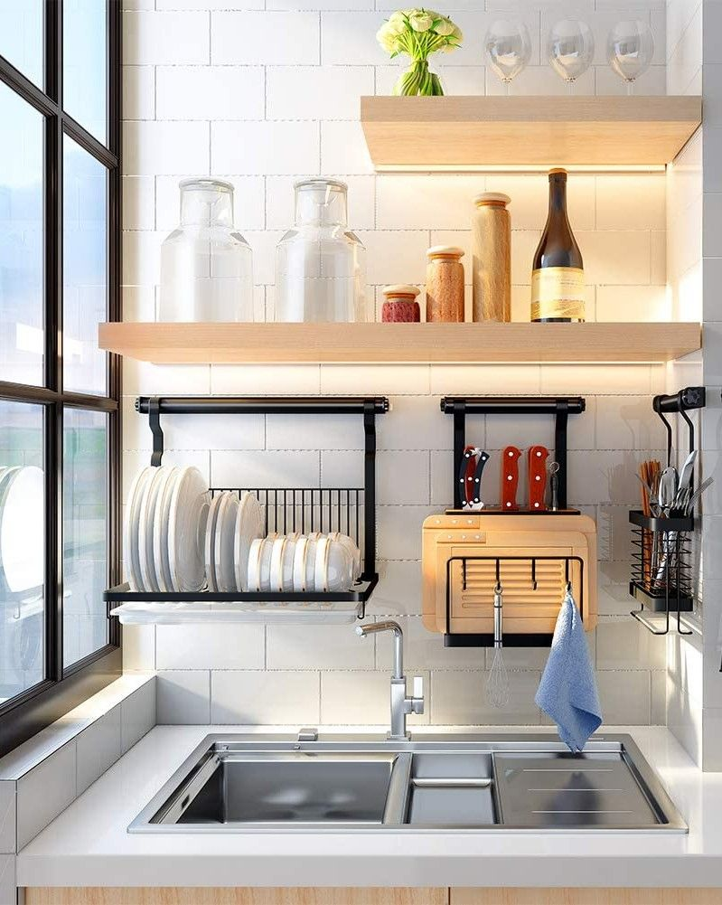 20 space-saving ideas that put your walls to work