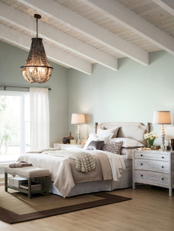 Master bedroom designs as per vastu   Elegant Farmhouse Master Bedroom Decor Ideas  Farmhouse master