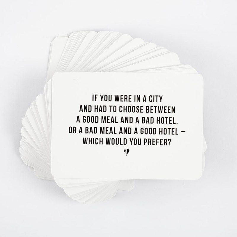 Alain De Botton S 100 Questions Cards Thought Provoking Quotes