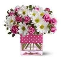 macetas con flores naturales para centros de mesa buscar con google