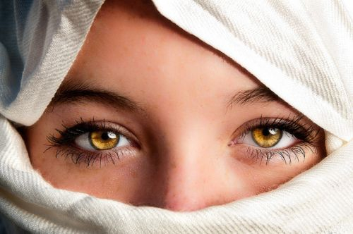 Yellow eyes | Eye Colour | Amber eyes color, Amber eyes