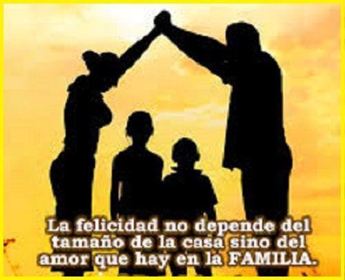 Frases Bonitas Para La Familia Lejana Imágenes De Familia