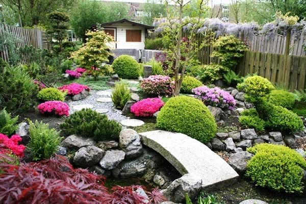 Photo of Japanese Garden Planning Gardening