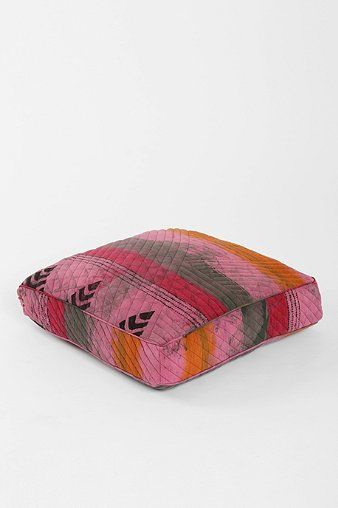Noodle Overdyed Floor Pillow