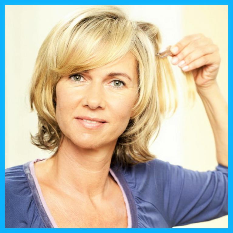 Moderne Frisuren Frauen Mittellang Ab 40 Frisuren Mittellang