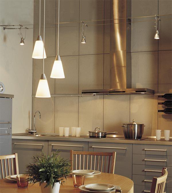 EstiloAmbientación - Iluminación / Cómo Iluminar la Cocina
