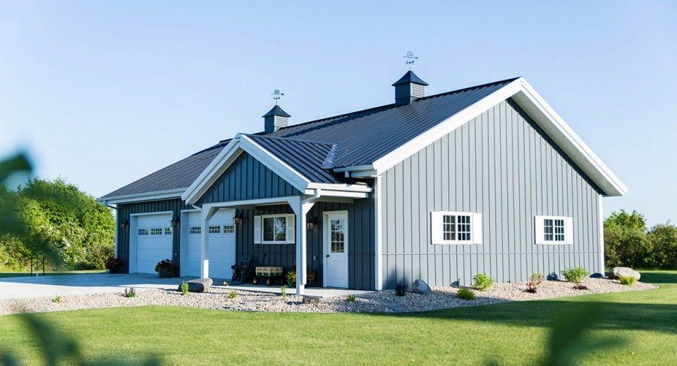 Morton Building Home Ideas images