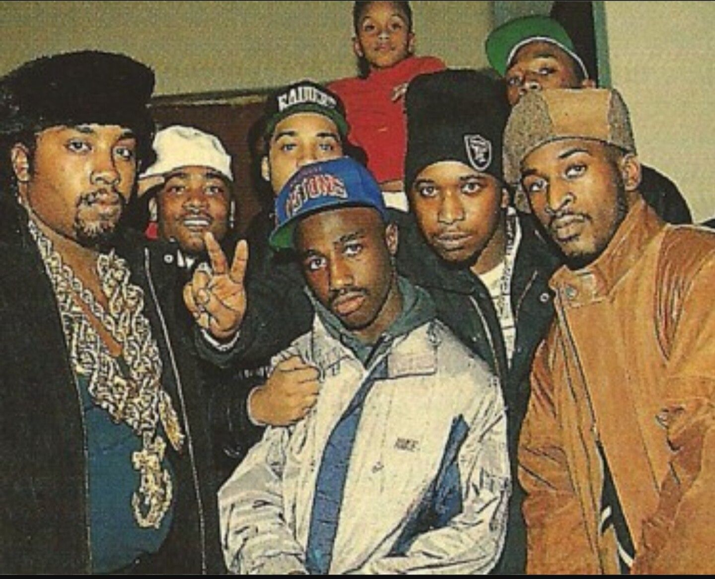 Eric B Dj Polo Kool G Rap Rakim Friends Kool G Rap Hip Hop
