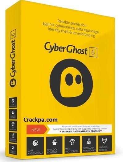 CyberGhost VPN 6.0.8.2959 + Crack