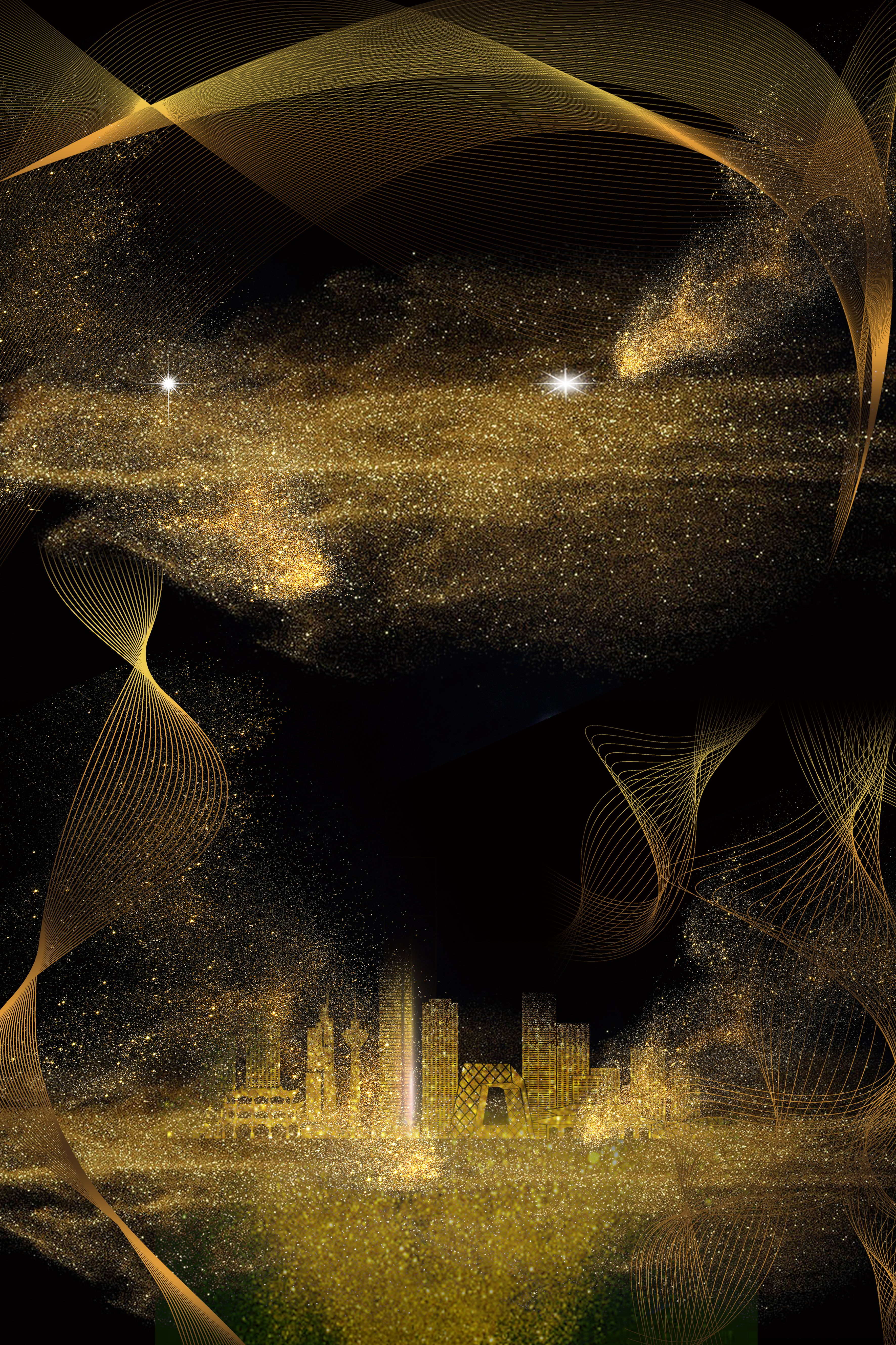 26++ Cool black and gold backgrounds best