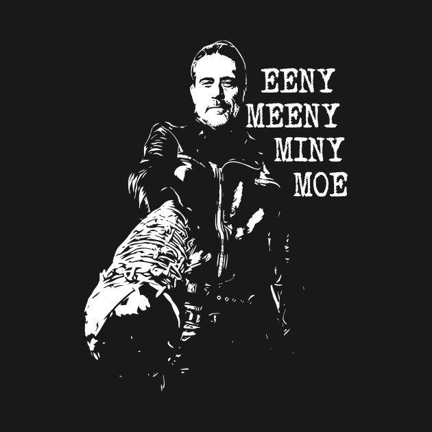 Resultado De Imagem Para The Walking Dead Negan Eeny Meeny