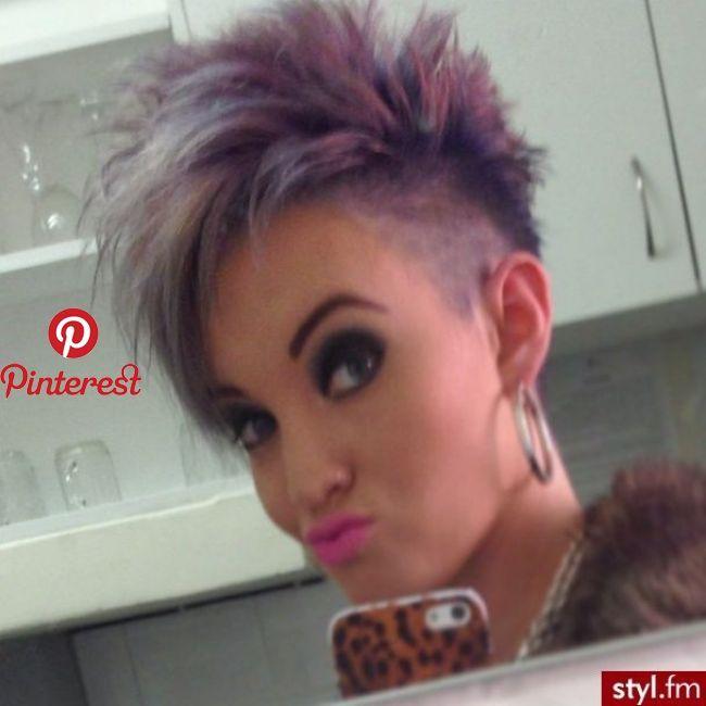 Krótkie Fryzury Hair In 2019 Pinterest Hair Short