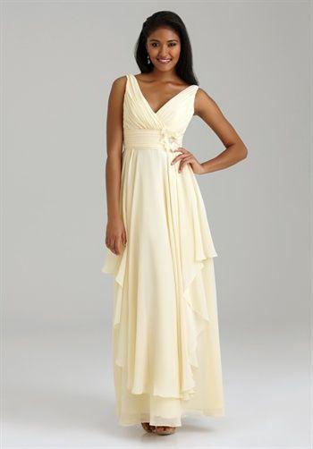 47f77d6578 Purple Bridesmaid dress - A line