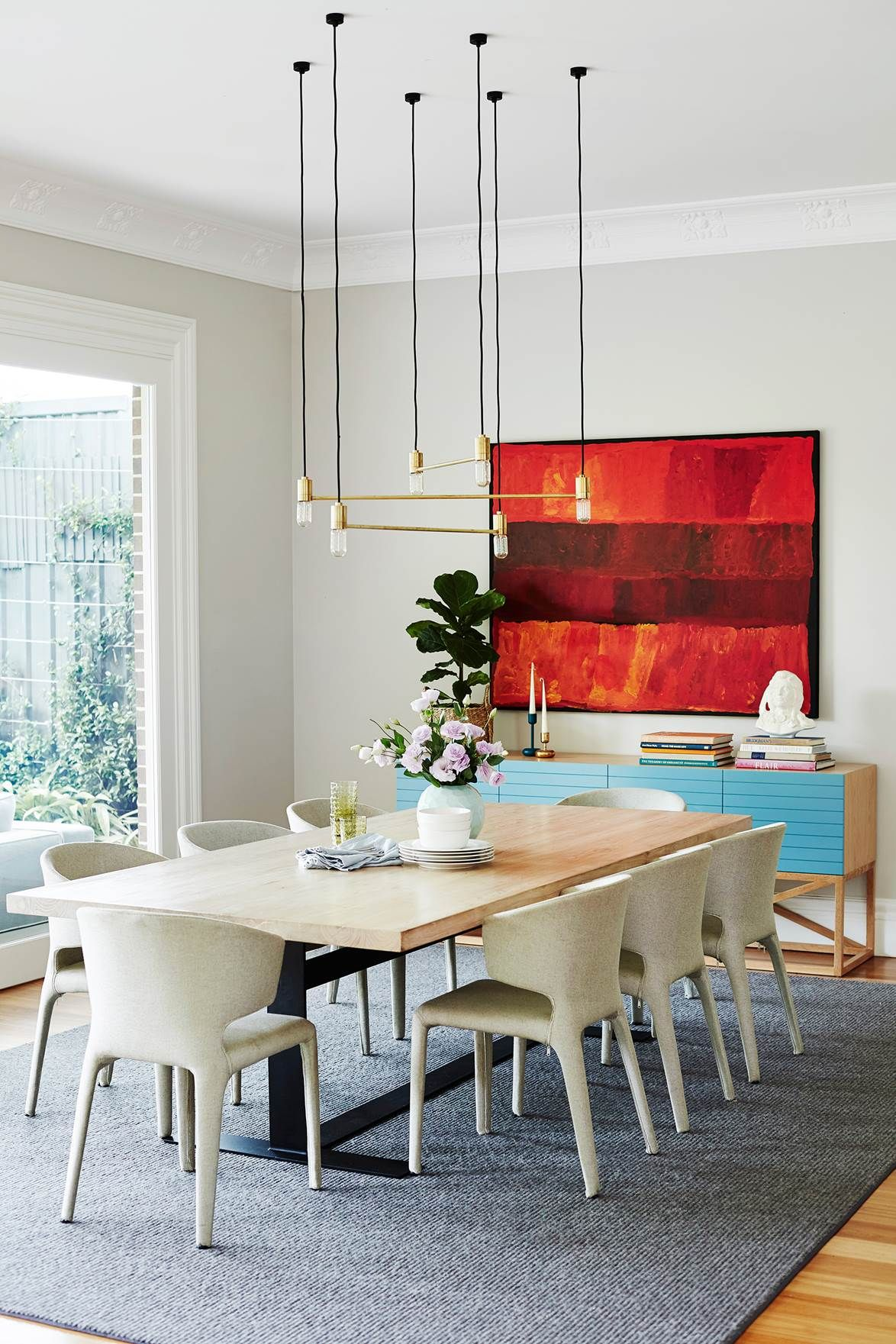 Federation Home Brought To Life With Colour Modern Farmhouse