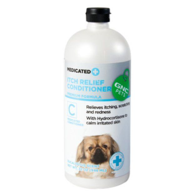 I'm learning all about GNC Pets Itch Relief Dog