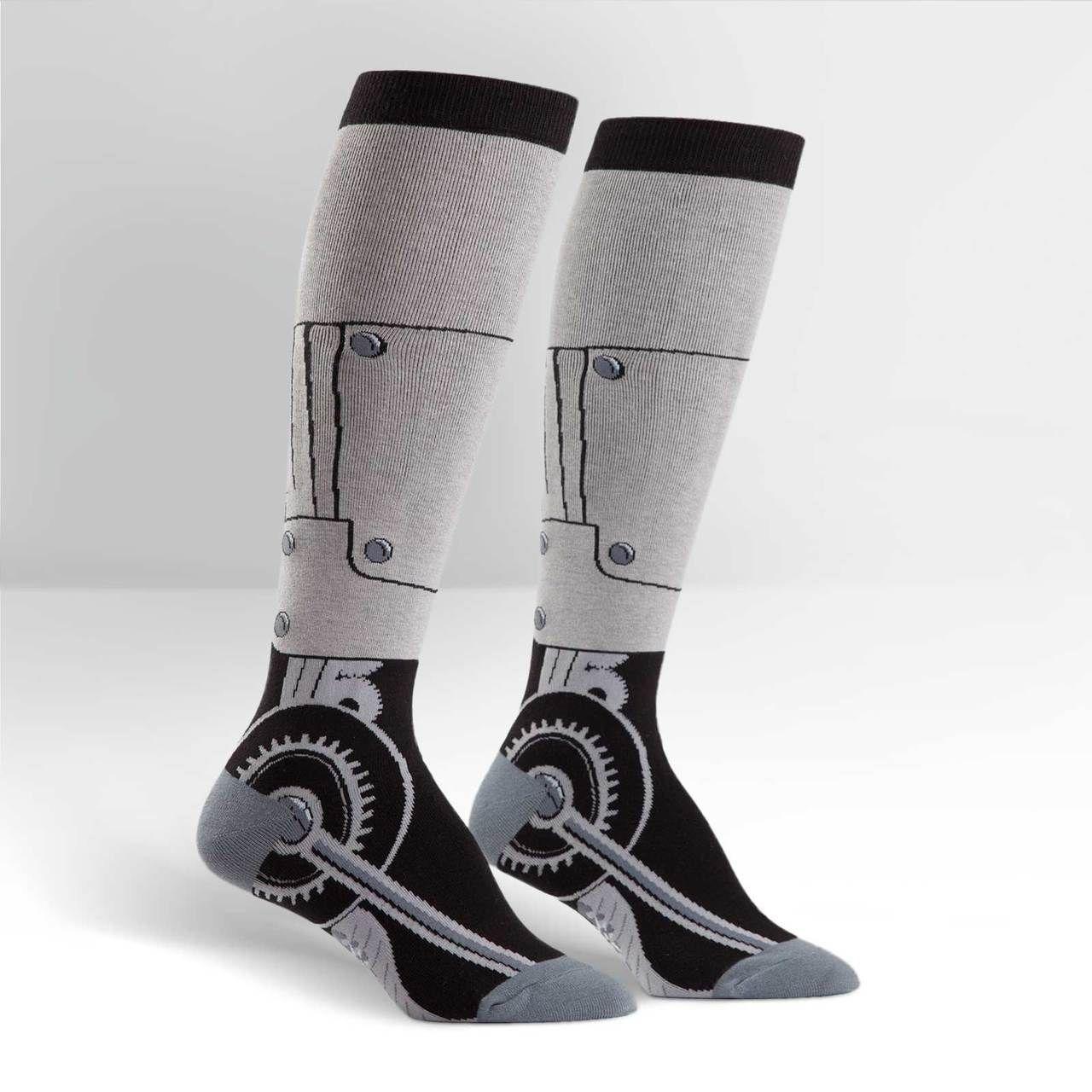 Sock It To Me Men/'s Crew Socks Checkmate