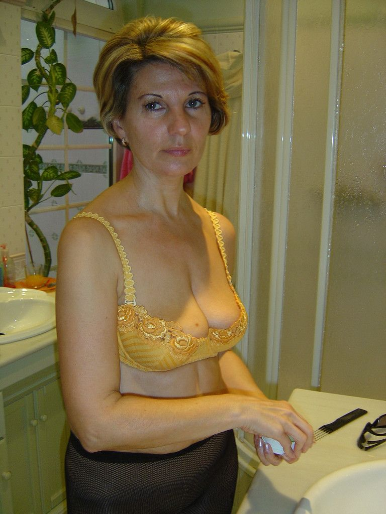 milf french