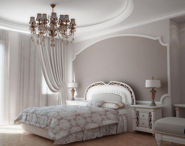 16 Glamourous Bedrooms That Will Leave You Speechless Korolevskaya Spalnya Spalnya Dlya Vzroslyh Dizajn
