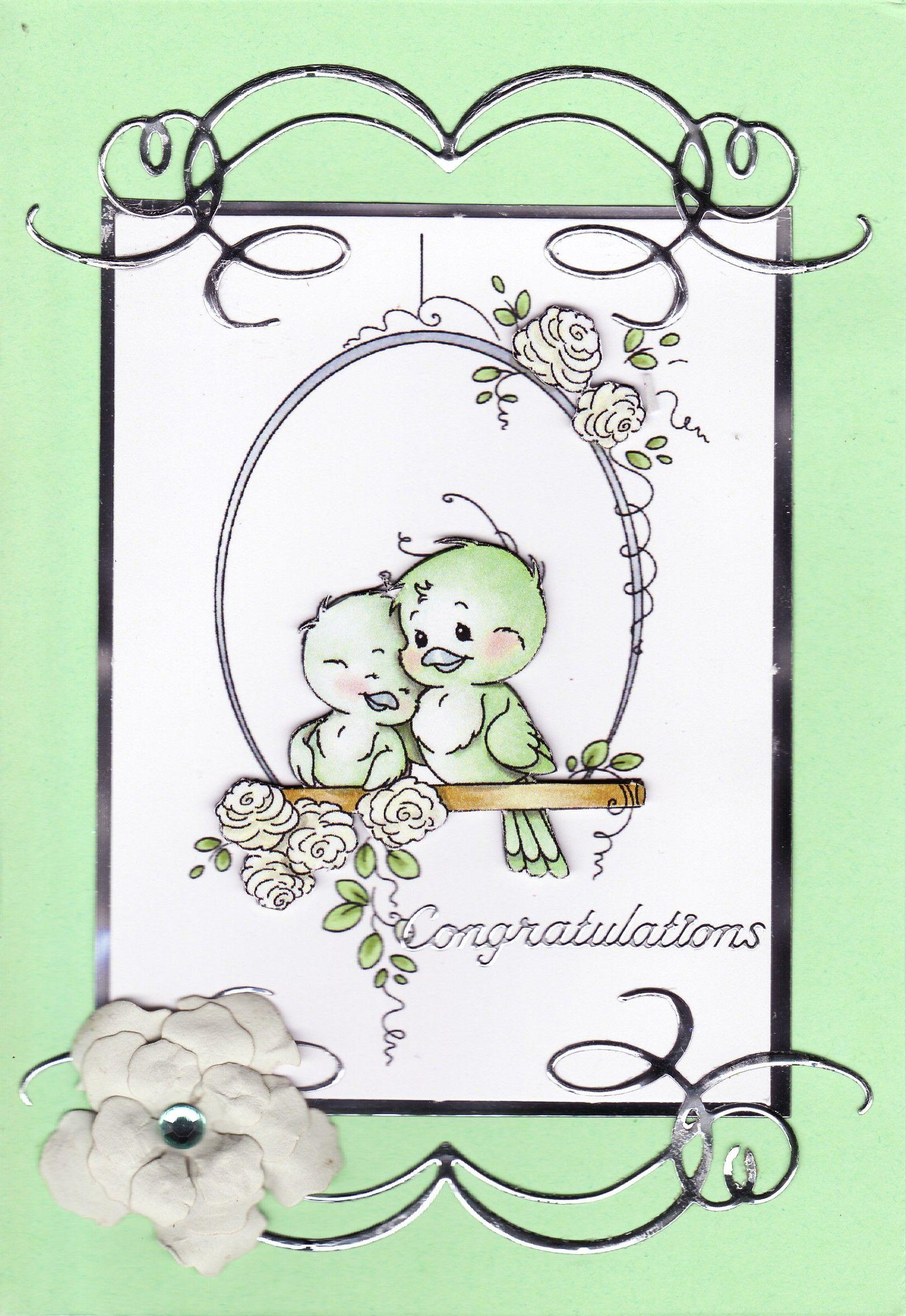 3d Congratulations Card Tassie Scrapangel Engagement And Wedding