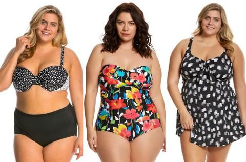 89a0db92702 32 Places to Shop for Plus Size Swimwear