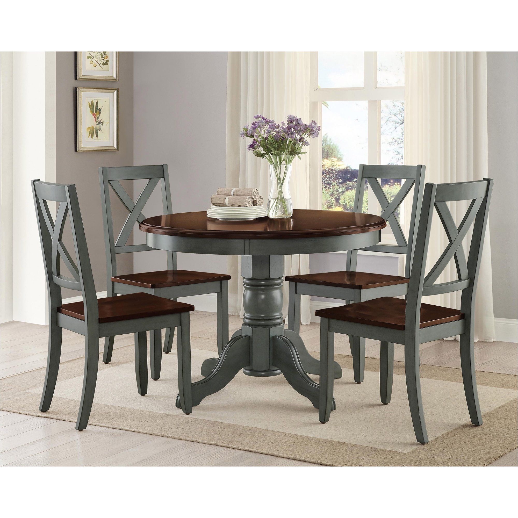 36+ Pedestal dining room table sets Best Choice
