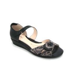 34a1c2bbaa9c4 Beautifeel Lela Sandal - Black Mosaic #beautifeel #sandals ...