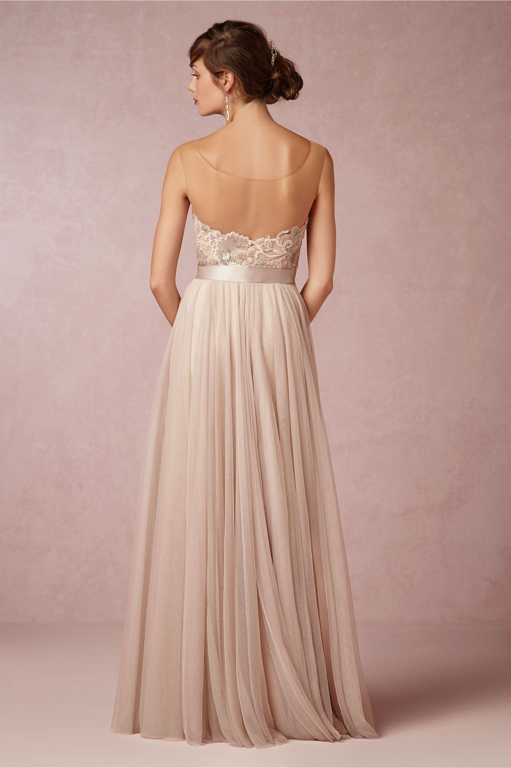 Lucca Gown from BHLDN | Wedding Dresses | Pinterest | Novios ...