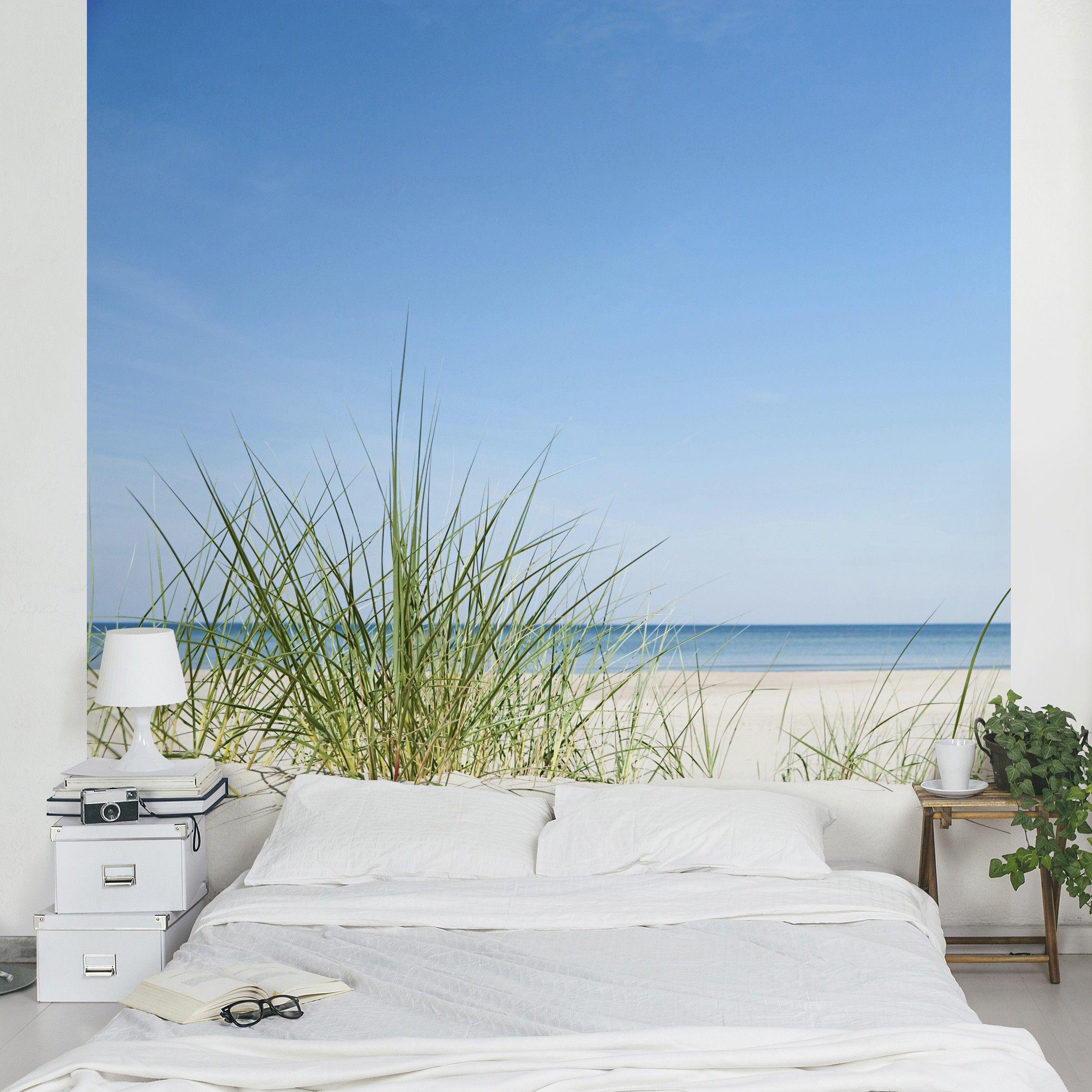 Fototapete Strand - Ostseeküste - Vliestapete Quadrat | Fototapety ...