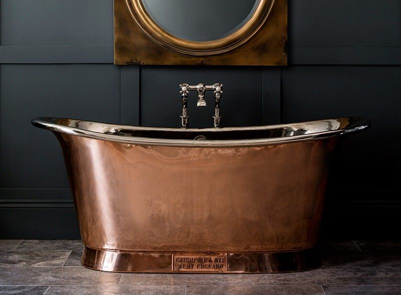 The Copper Bateau in Baths | Buy Online at Catchpole & Rye ...