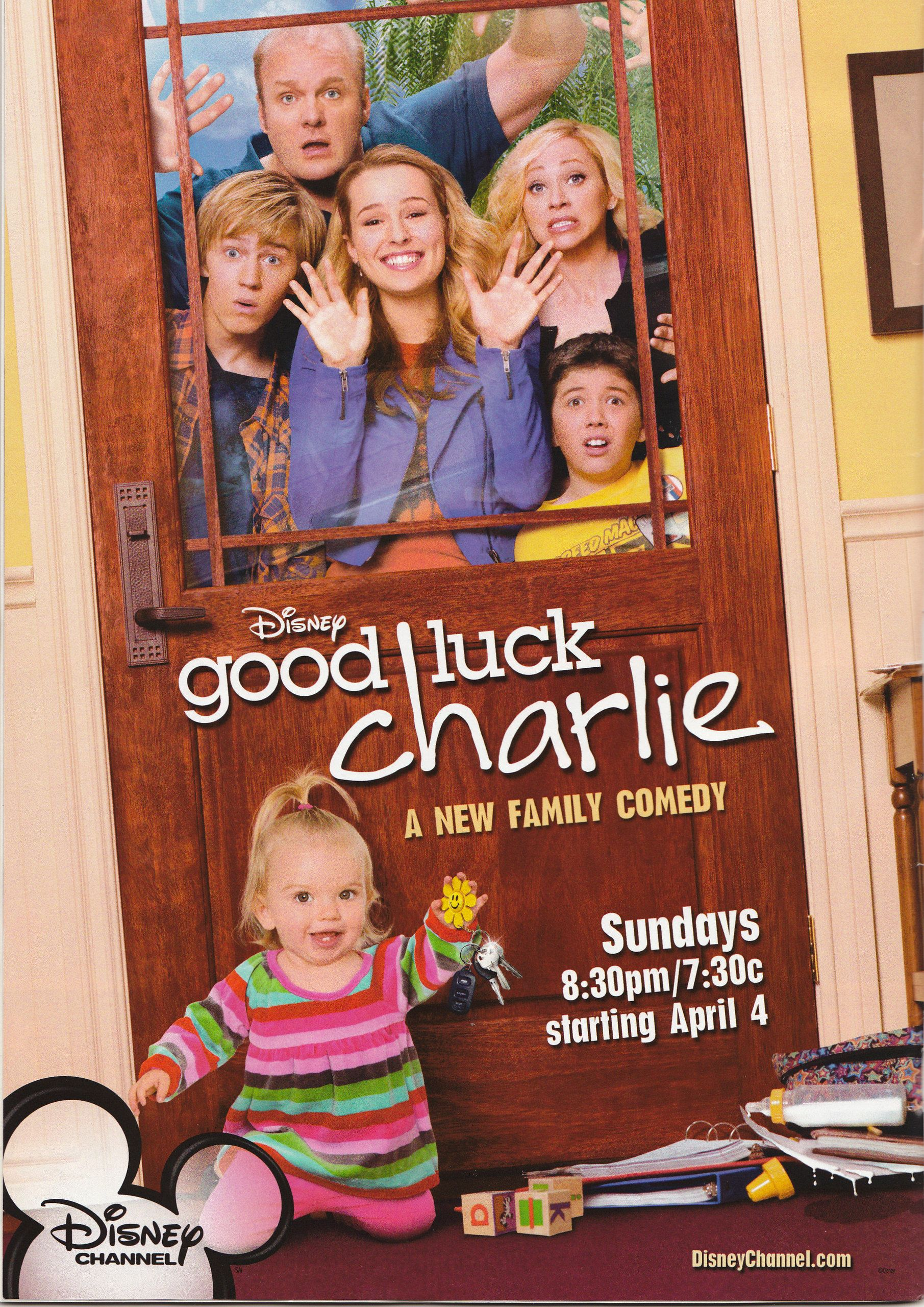 Good Luck Charlie! This is awesome! | Fun Movies in 2019