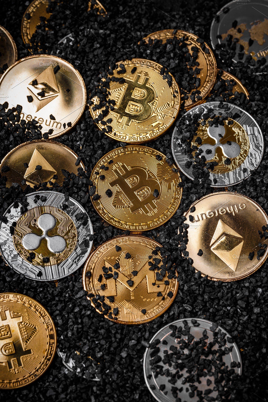 bitcoin fotografie