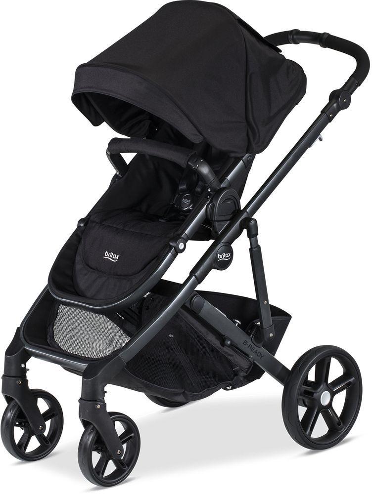 Britax BReady 2017 Stroller Black Baby strollers