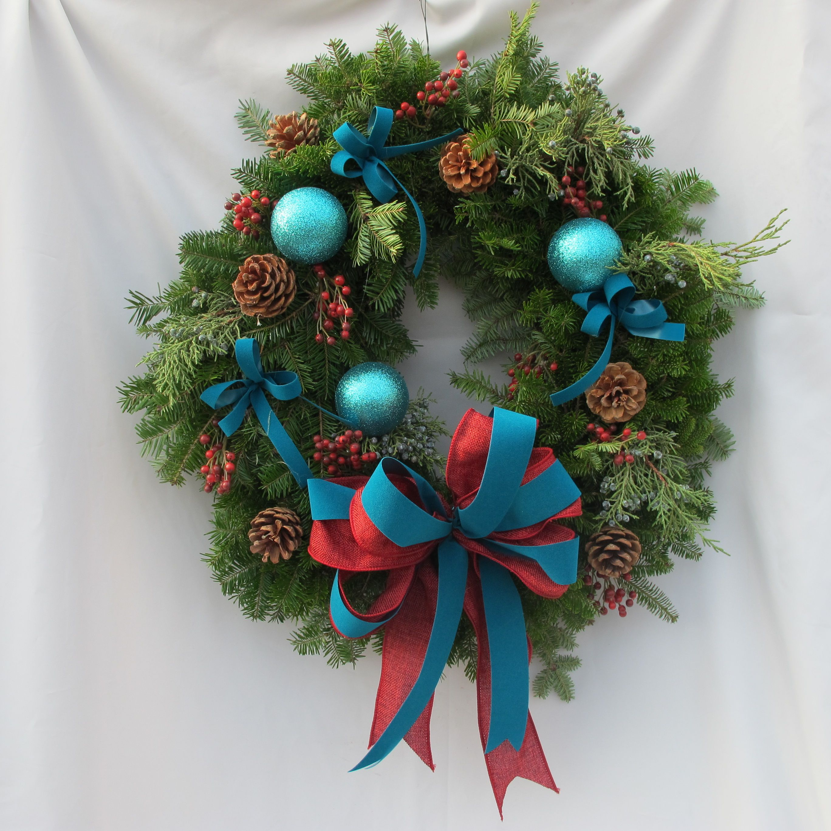Farmside S Custom Wreath We Offer A Wide Selection Of Unique
