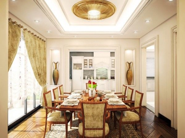 Traditional dining room cena Pinterest Formal dining rooms