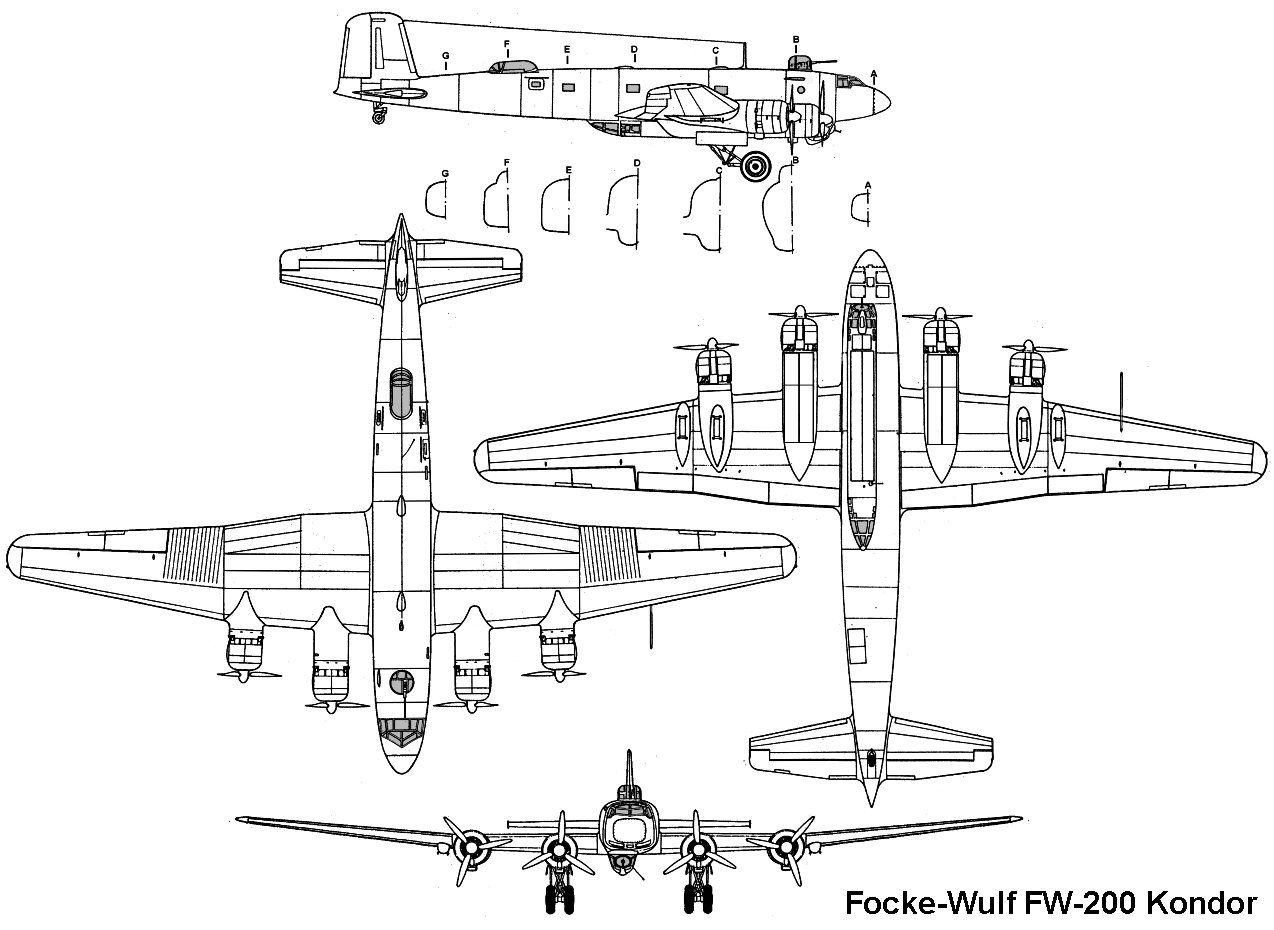 Fw 200 Condor Restoration