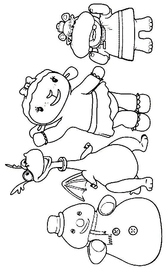Pin von Bambini e Vacanze auf Dottoressa Peluche: Disegni da ...