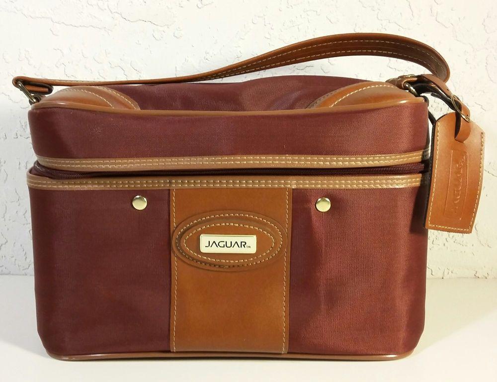 Jaguar Brown Shell Bag Shoulder Bag