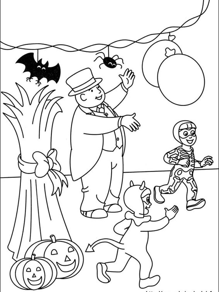 Free Coloring Pages Of Thomas The Train