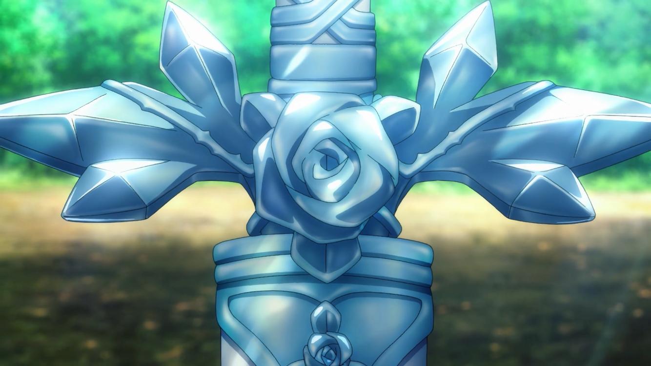 Sword Art Online Alicization Blue Rose Sword Art Sword Art Online Sword Art Online Wallpaper