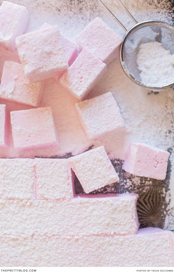 how to make homemade marshmallows without gelatin