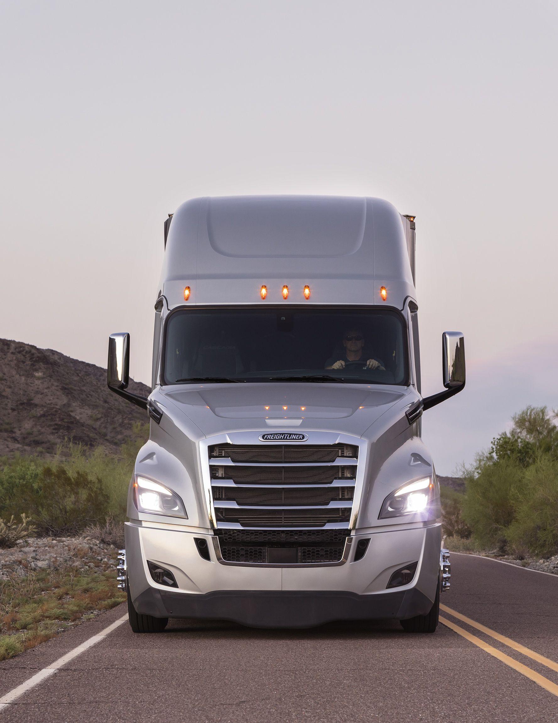 2017 Freightliner Cascadia Freightliner Trucks Big Trucks Freightliner